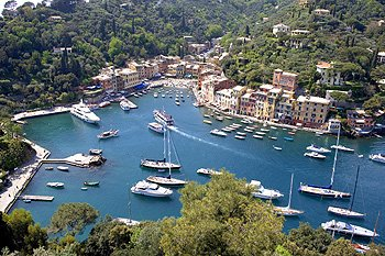 Portofino, Italy - one of easyCruiseOne's ports of call.